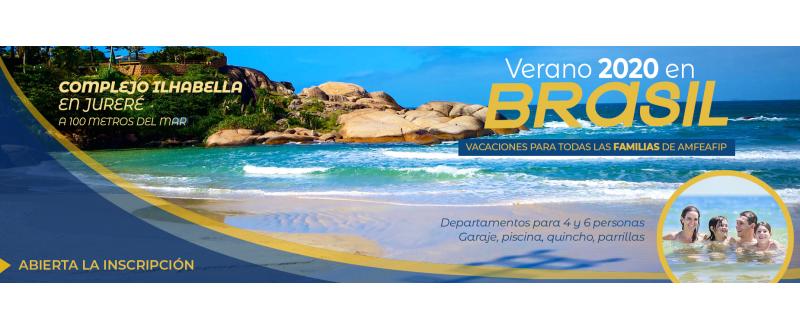 VERANO 2020 EN BRASIL