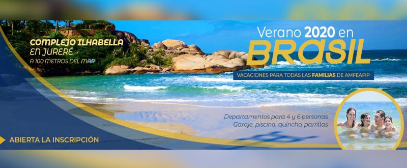 BRASIL COMPLEJO ILHABELLA- Jureré