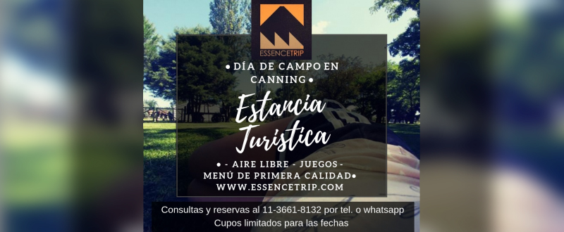 DÍA DE CAMPO EN CANNING
