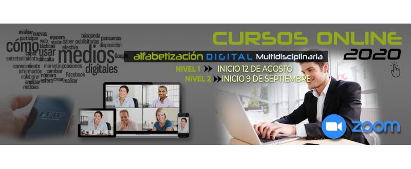 Alfabetización Digital Multidisciplinaria